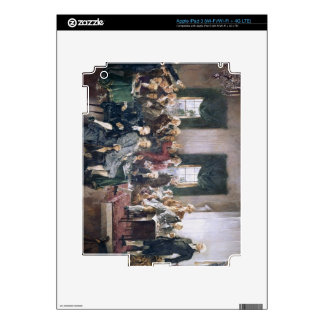 Signing the US Constitution iPad 3 Skin