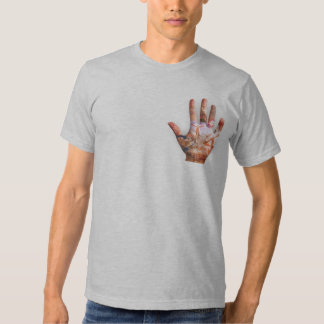 SIGNING two hands Shirt