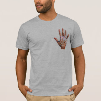 SIGNING two hands T-Shirt
