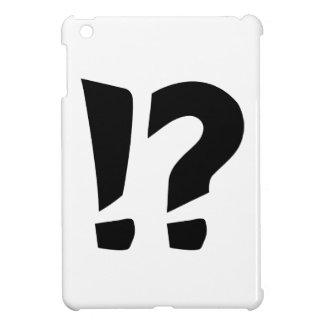 Signo de exclamación del signo de interrogación