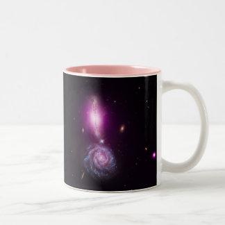 Signo de exclamación galáctico taza de café