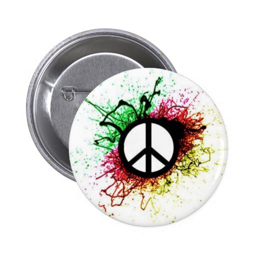 signo de la paz 1 pin