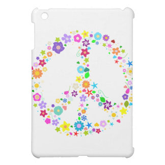 Signo de la paz de flores