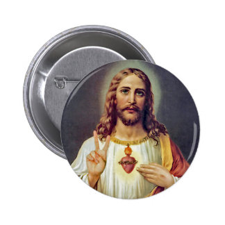 Signo de la paz de Jesús Pin