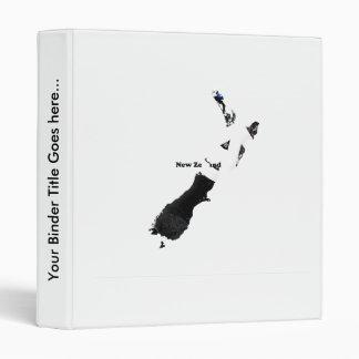 Signo de la paz de moda de Nueva Zelanda con el Ne