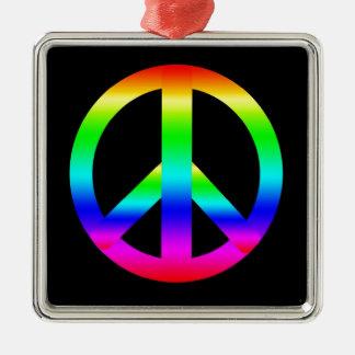 Signo de la paz ornamentos de reyes
