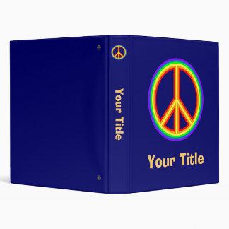 Signo de la paz del arco iris