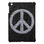 Signo de la paz del diamante iPad mini protector