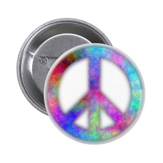 Signo de la paz del plasma pins