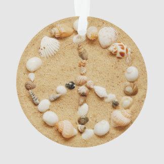 Signo de la paz del Seashell