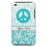 Signo de la paz del trullo iPod Case-Mate cárcasas