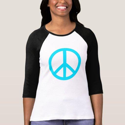 Signo de la paz del trullo t shirts