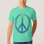 """Signo de la paz """"el Eclipes """" Camisas"""
