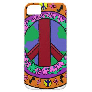 Signo de la paz iPhone 5 protector