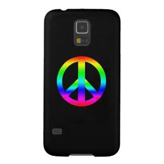 Signo de la paz fundas de galaxy s5