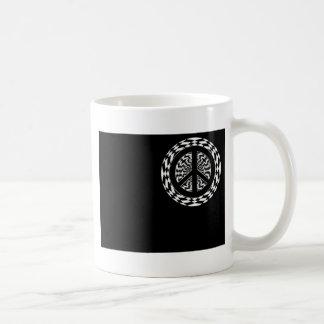 SIGNO DE LA PAZ HIPNÓTICO TAZAS DE CAFÉ