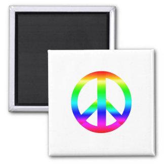 Signo de la paz iman