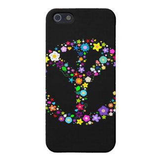 Signo de la paz invertido - como su inventor quiso iPhone 5 fundas