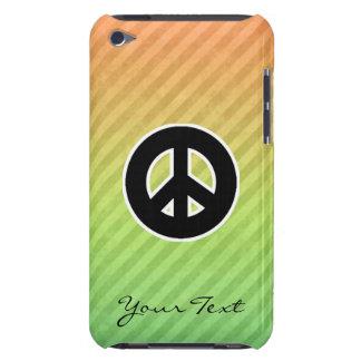 Signo de la paz iPod touch Case-Mate coberturas