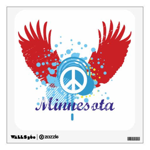 Signo de la paz - Minnesota