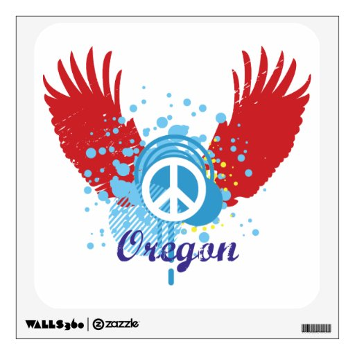 Signo de la paz - Oregon