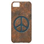 Signo de la paz oxidado