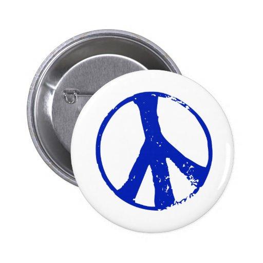 Signo de la paz pin