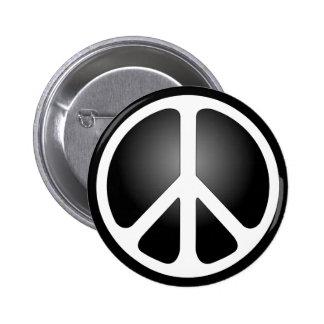 Signo de la paz pins