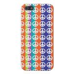 signo de la paz rayado 4/4S iPhone 5 Cobertura