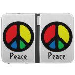 Signo de la paz retro
