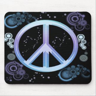 Signo de la paz tapete de raton