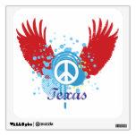 Signo de la paz - Tejas