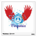 Signo de la paz - Virginia