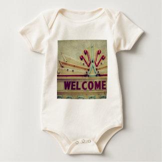 Signo positivo de la carpa body para bebé