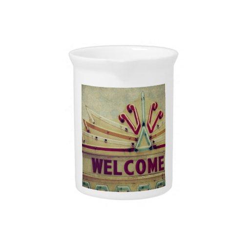 Signo positivo de la carpa jarras