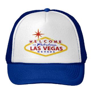Signo positivo de Las Vegas Gorro De Camionero