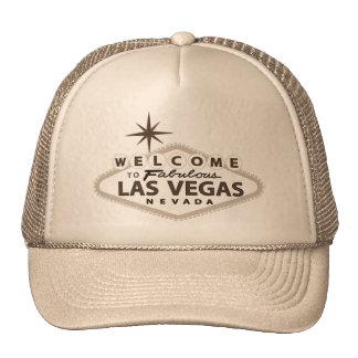 Signo positivo de Las Vegas Gorras