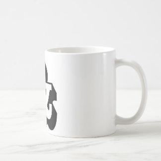 """Signo """"&"""" y y taza clásica"""