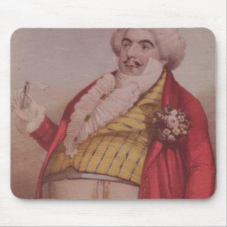 Signor Lablache como Dr. Dulcamara Alfombrillas De Raton