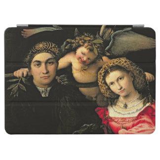 Signor Marsilio Cassotti and his Wife, Faustina iPad Air Cover