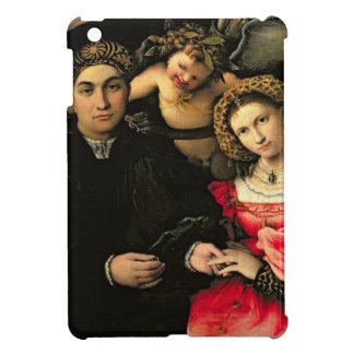 Signor Marsilio Cassotti and his Wife, Faustina iPad Mini Case