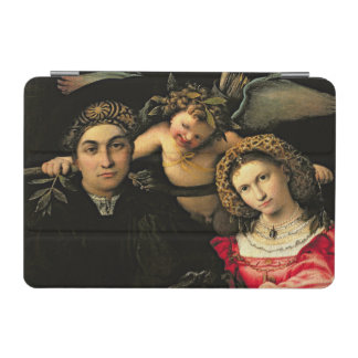 Signor Marsilio Cassotti and his Wife, Faustina iPad Mini Cover