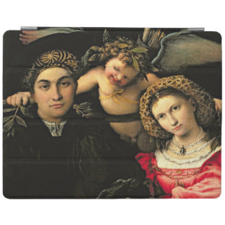 Signor Marsilio Cassotti and his Wife, Faustina iPad Smart Cover