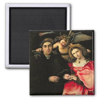 Signor Marsilio Cassotti and his Wife, Faustina Magnet