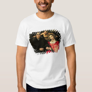 Signor Marsilio Cassotti and his Wife, Faustina T-Shirt
