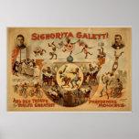 Signorita Galetti Poster