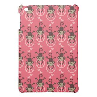 - Signos de la paz y mono rosados de Pern