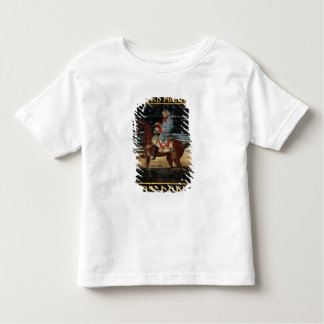 Signpost with Frederick the Great on Horseback Toddler T-shirt
