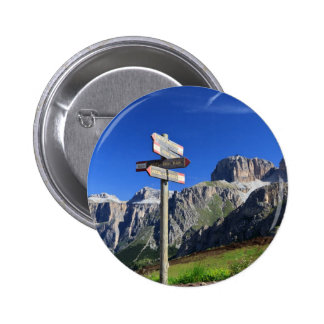 signs and Dolomites Buttons