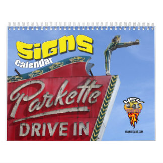 Signs Calendar